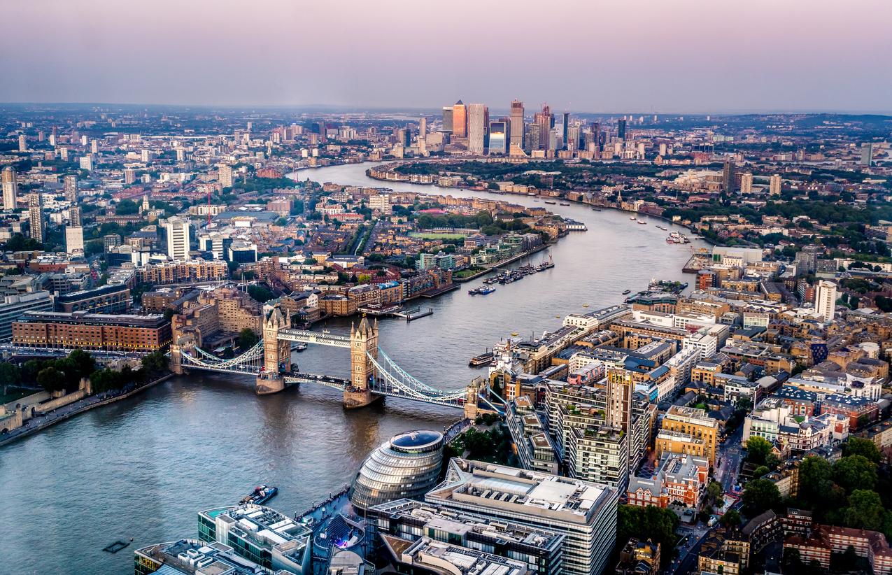 Chique attracties in Londen